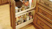 Бутылочница для кухни своими руками