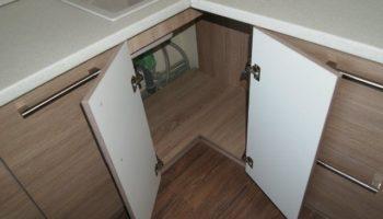 Чертежи угловых моек для кухни
