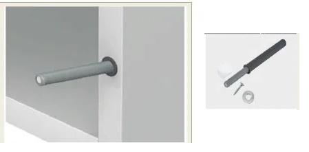 фасады для кухни без ручек механизм открывания