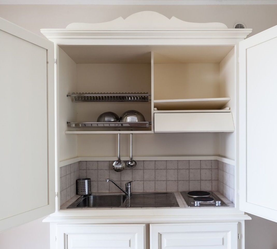 Что такое действительно очень маленькая кухня
