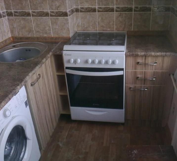 очень маленькая кухня хрущевка