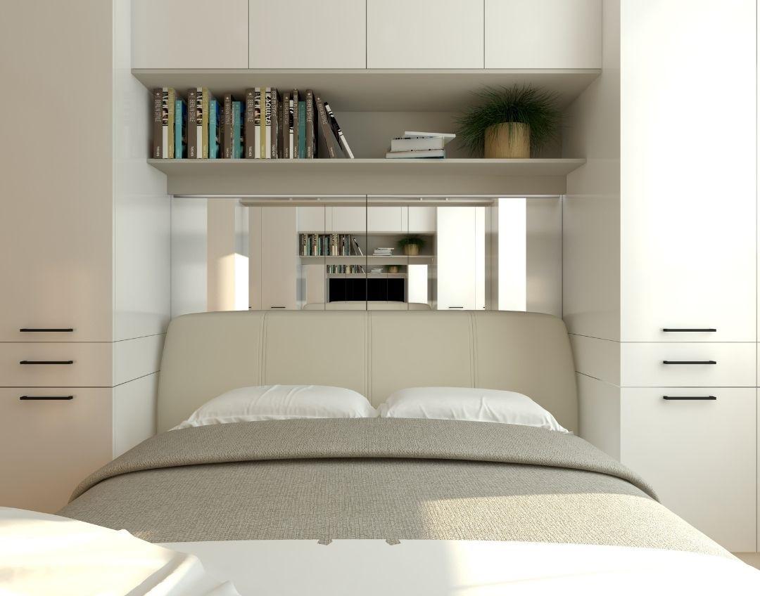 Как правильно оформить интерьер маленькой спальни и не допустить ошибок
