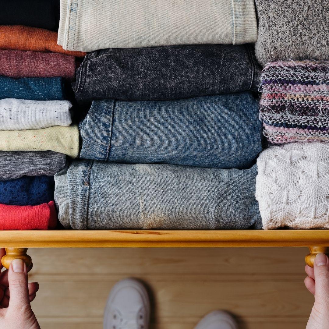 как придумать шкаф-купе и гардеробную внутри