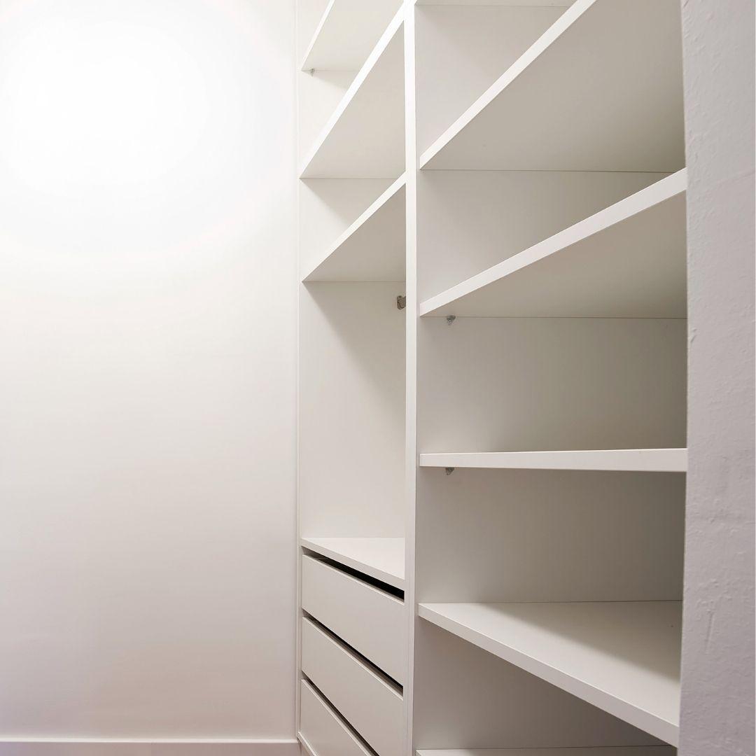 Как придумать шкаф-купе внутри, чтобы не пришлось переделывать